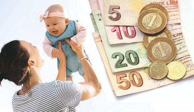 doğum yapan annelere devlet yardımı